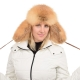 Genuine Women's Red Fox Fur Hat II / Ushanka Hat